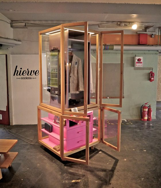 Ropero, by Hierve