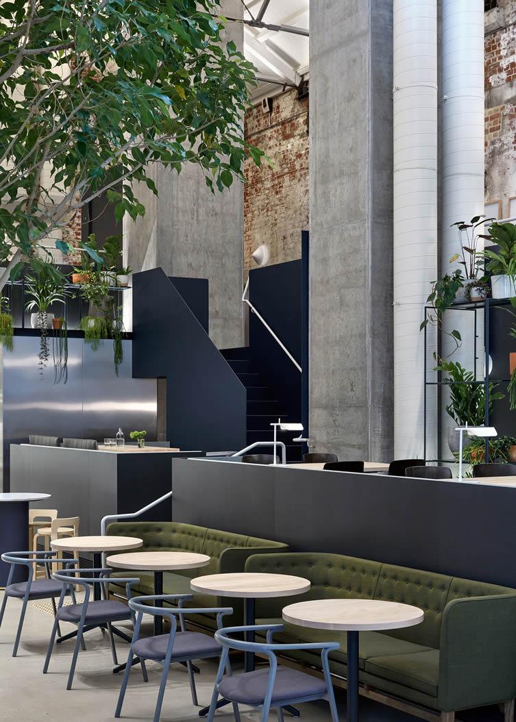 Higher Ground Melbourne Little Bourke Street Bar Restaurant Caf