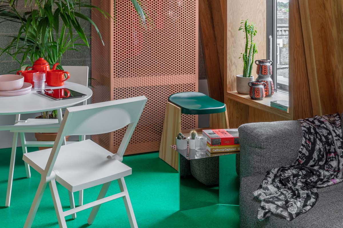 High Street House by Noiascape, Co-Living Co-Working Space West London