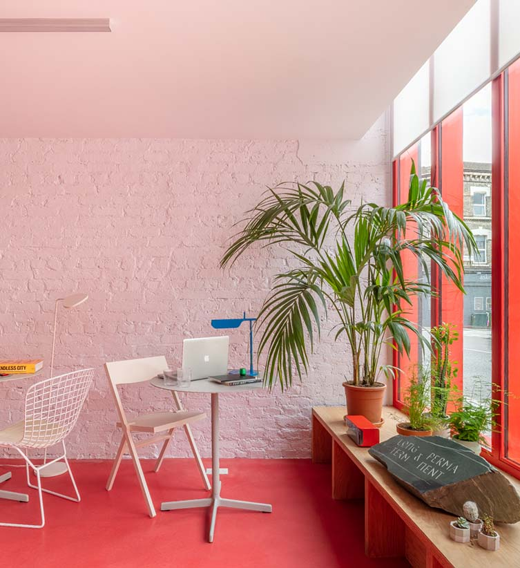 Co-Living Co-Working Space West London