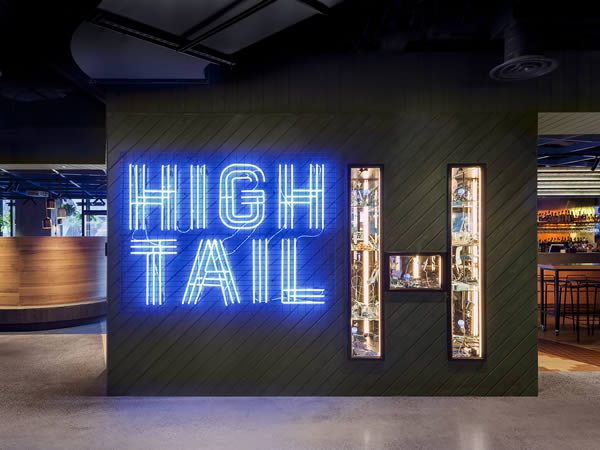 Hightail, Melbourne Docklands by Techne Architecture + Interior Design