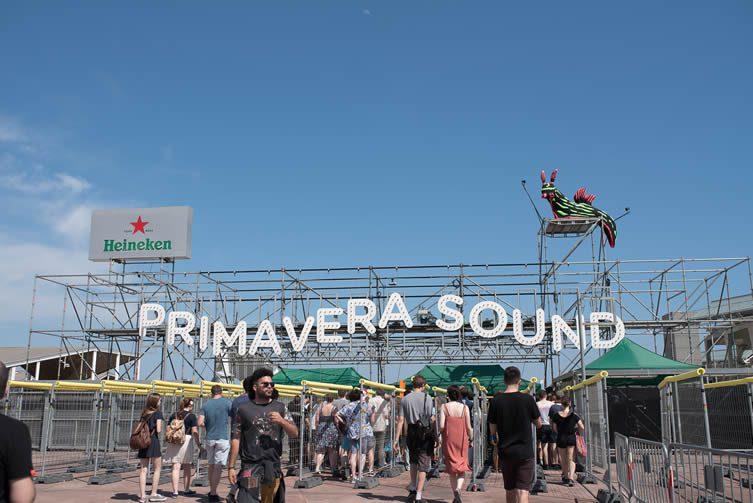 Primavera Sound Barcelona