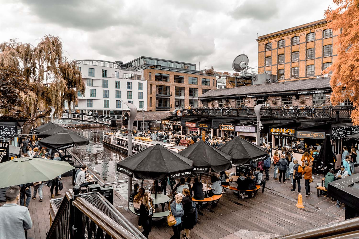 The Hippest Places to Live in London, Revealed