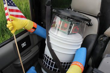 hitchBOT Found Decapitated