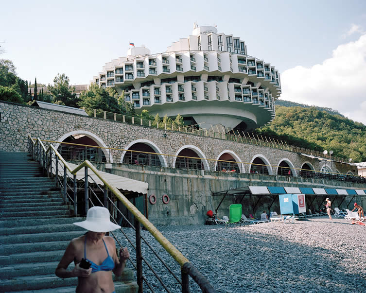 Druzhba, Crimea