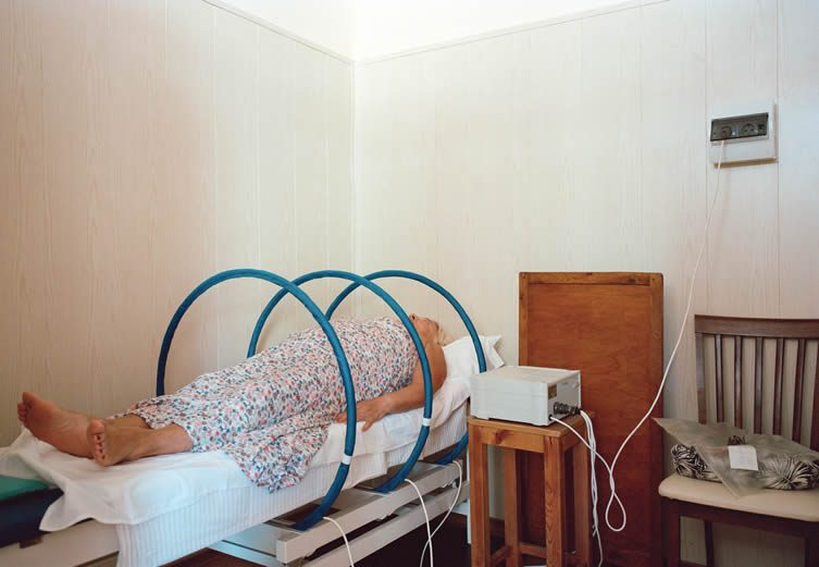 Belarus, Sochi, magnetic therapy