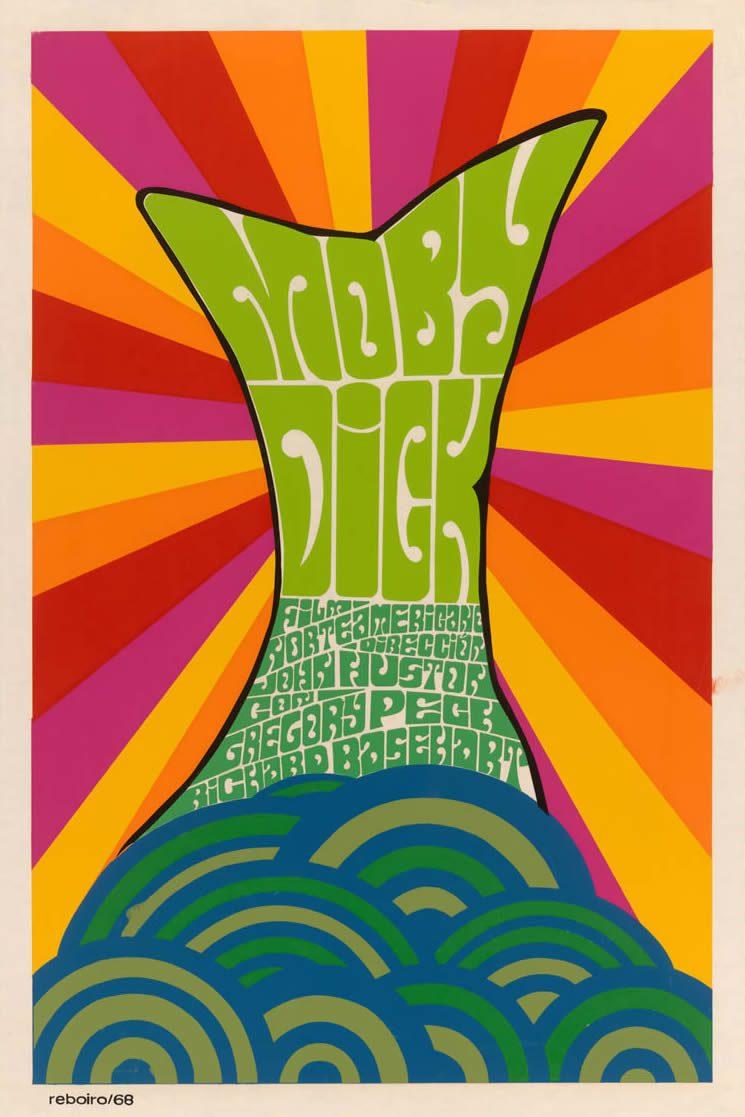 Antonio Reboiro,Moby Dick, 1968