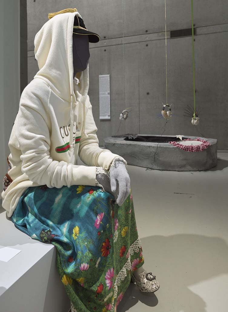 The Hoodie Exhibition at Het Nieuwe Instituut Rotterdam, Fashion and Art