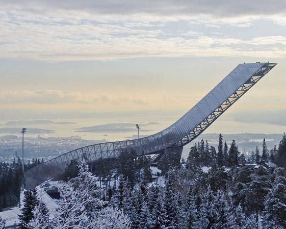 New Holmenkollen Beacon, Oslo
