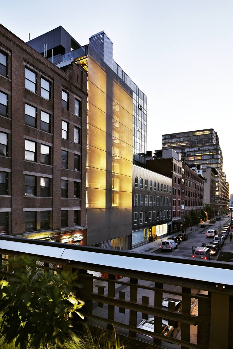 H tel americano new york hotel americano chelsea design hotel for Boutique hotel new york