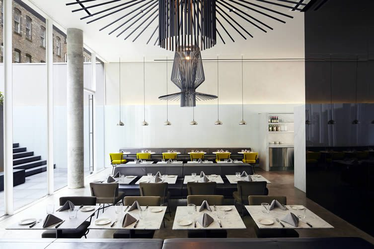 H tel americano new york hotel americano chelsea design hotel for Design hotel new york