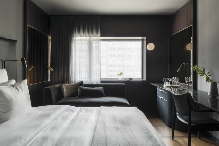 hotel at six stockholm brunkebergstorg art design hotel. Black Bedroom Furniture Sets. Home Design Ideas