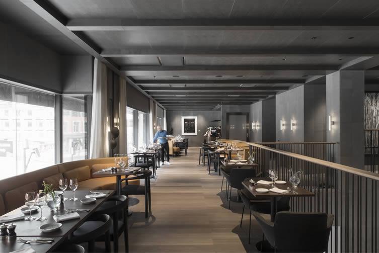At Six Stockholm Design Hotel