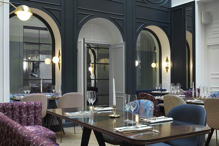 H tel bachaumont paris for Best design boutique hotels paris