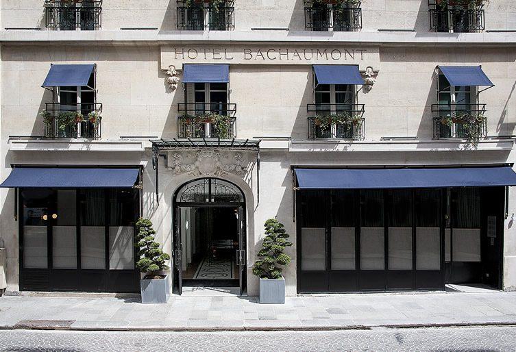 Hôtel Bachaumont Paris