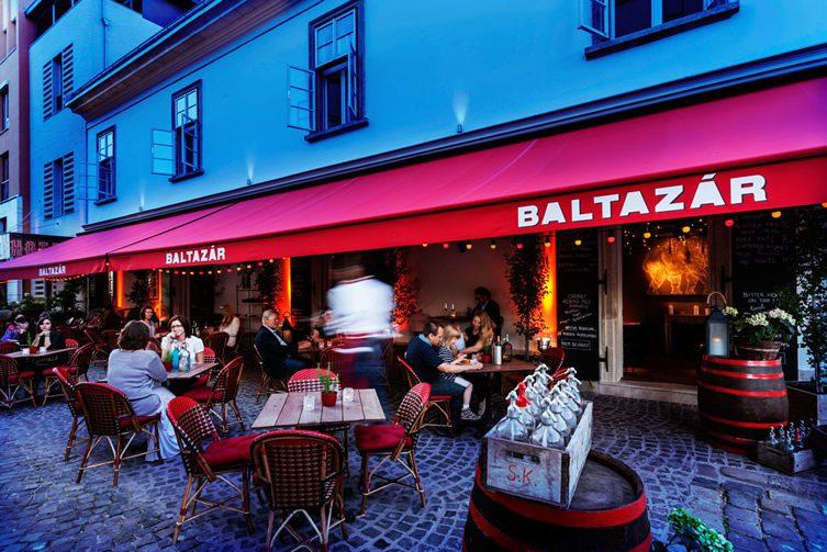 Hotel baltaz r budapest for Baltazar hotel
