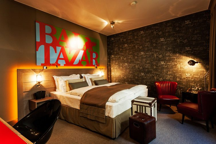 Hotel Baltazár — Budapest