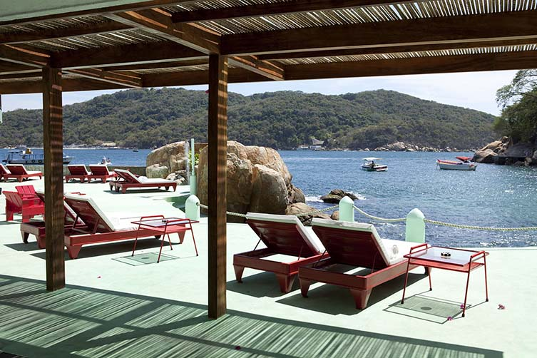 Boca Chica Acapulco Design Hotel by Grupo HABITA