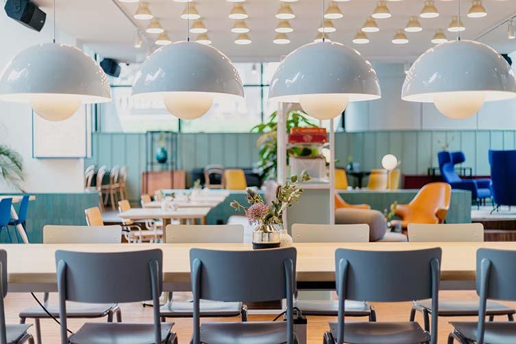Hotel Casa Amsterdam, Eerste Ringdijkstraat Designed by Ninetynine