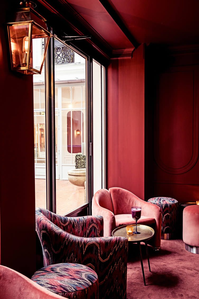 Paris Design Hotel Des Grands Boulevards