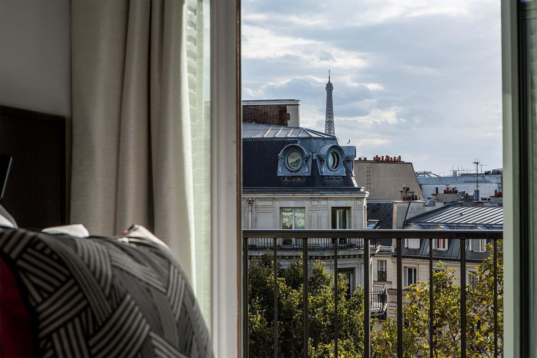 Fauchon L'Hotel Paris, Hotel Fauchon Place de Madeleine