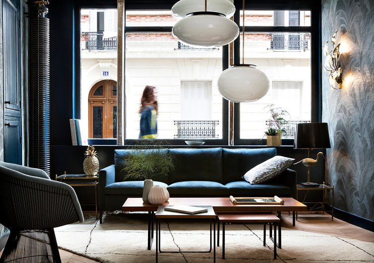 Hotel henriette paris for Design hotel paris