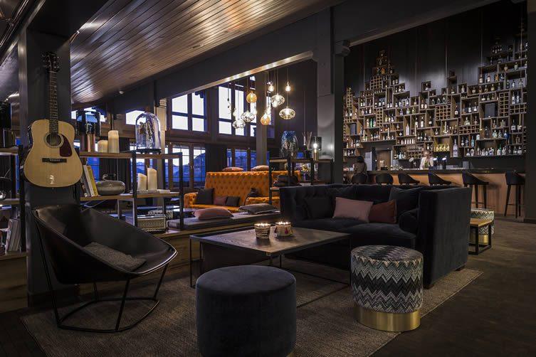 Huus Gstaad Luxury Hotel, Swiss Alps