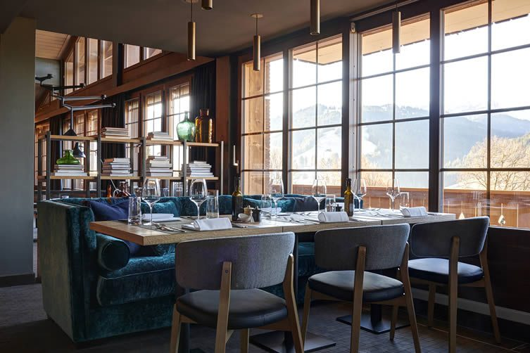 Gstaad Design Hotel