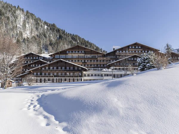 Huus Gstaad Design Hotel, Swiss Alps