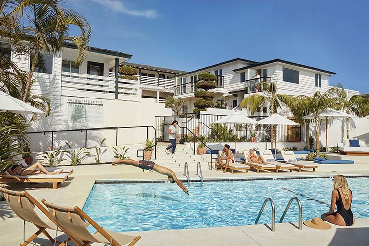Hotel Joaquin Laguna Beach