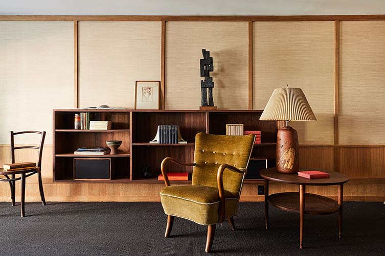 Hotel Kinsley Kingston, New York State, Hudson Valley Design Hotel by Studio Robert McKinley