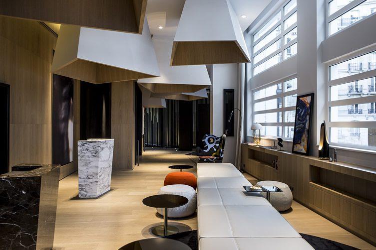 Le cinq codet 7th arrondissement paris for Interieur design antwerpen