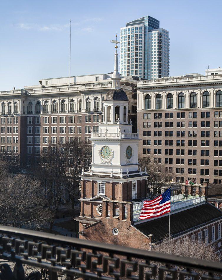 Hotel Monaco — Philadelphia