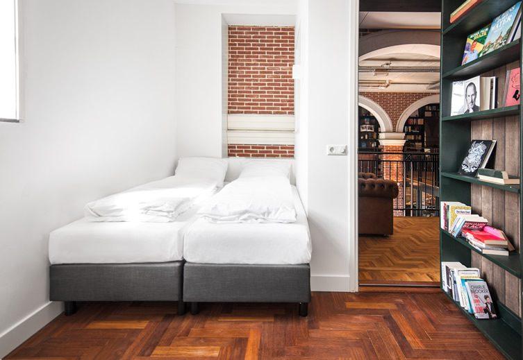 Hotel Not Hotel — Amsterdam