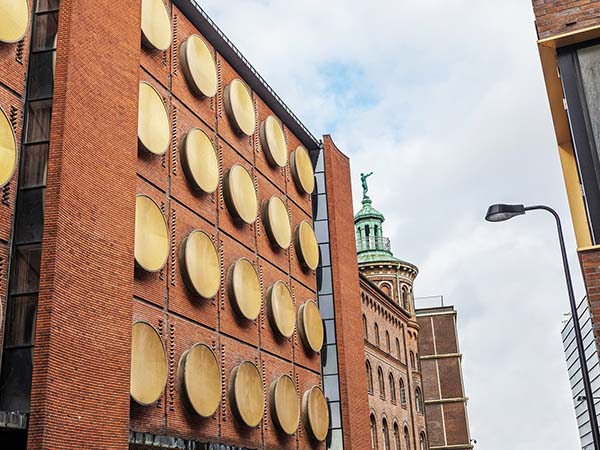 Hotel Ottilia Copenhagen, Carlsberg City District Design Hotel by Brøchner Hotels