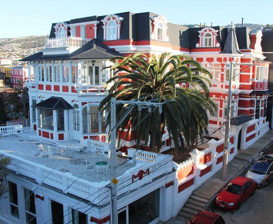 Palacio Astoreca, Chile