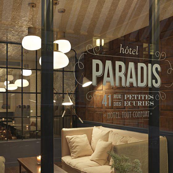 Hôtel Paradis, Paris