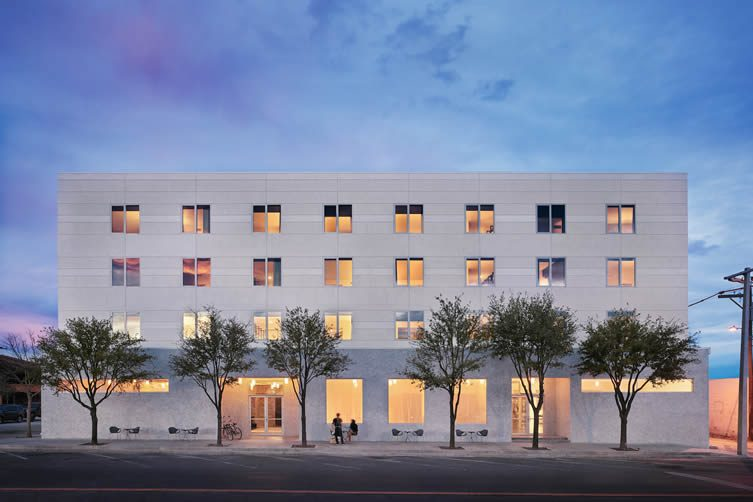 Hotel Saint George Marfa Texas Art Hotel And Marfa Book