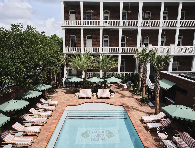 Hotel Saint Vincent New Orleans, McGuire Moorman Lambert Hospitality
