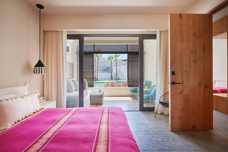 Hotel San Cristóbal Baja, Todos Santos, Mexico by Bunkhouse/Liz Lambert
