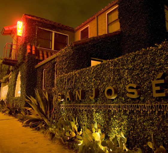 Hotel San José, Austin
