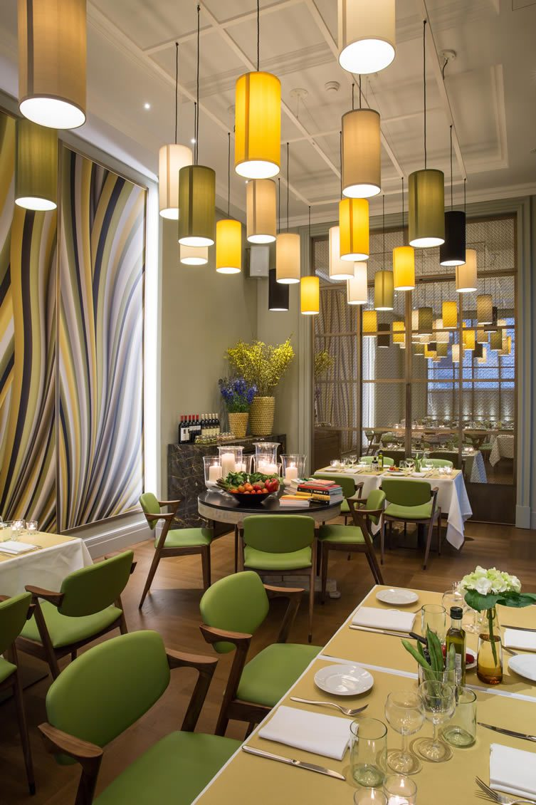 Hotel savoy florence rocco forte hotels olga polizzi redesign for Design hotel karlsruhe