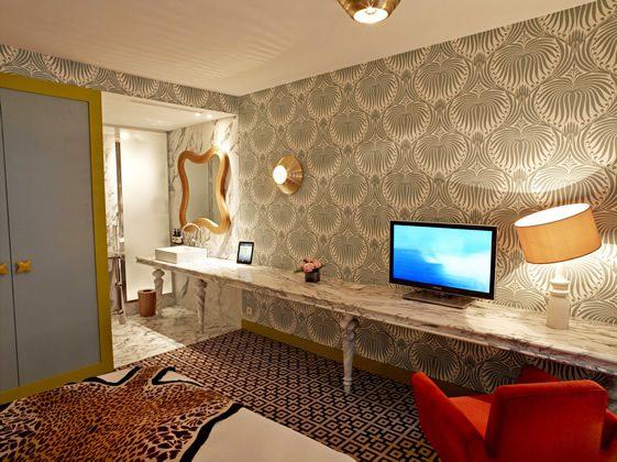 Hôtel Thoumieux, Paris