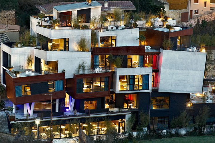Hotel viura la rioja we heart for Viura hotel