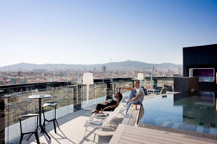 Barceló Raval, Barcelona