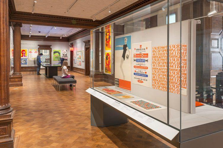 How Posters Work at Cooper Hewitt Smithsonian Design Museum, New York