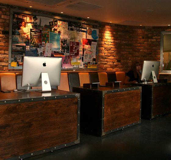 Hoxton Hotel's New iHox Area