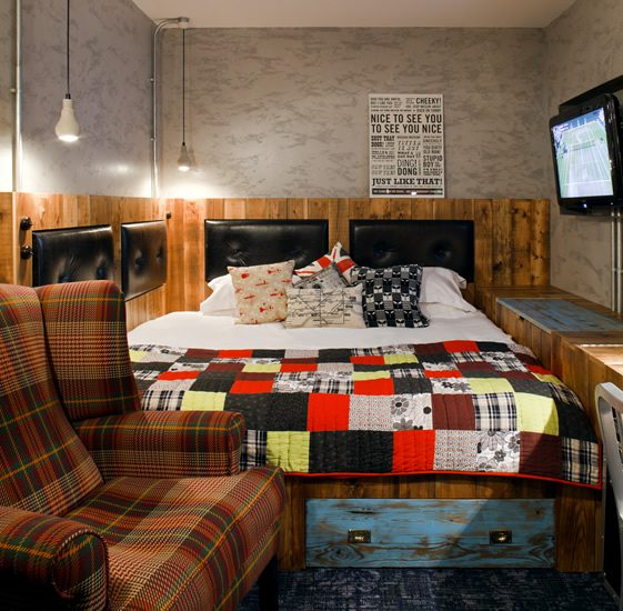 Hoxton Hotel's New Rooms