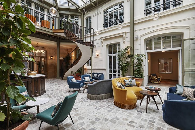 The Hoxton Paris Hoxton Hotel Paris Ennismore With