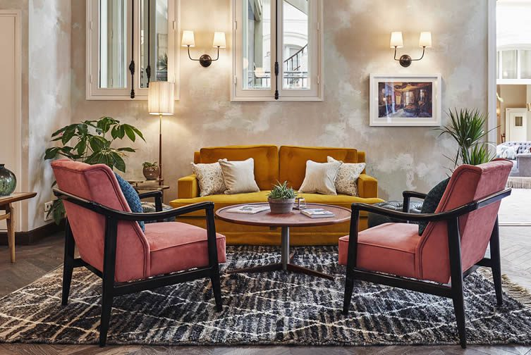 The Hoxton, Paris: The Hoxton Hotel Paris, Ennismore, Humbert & Poyet, Soho House